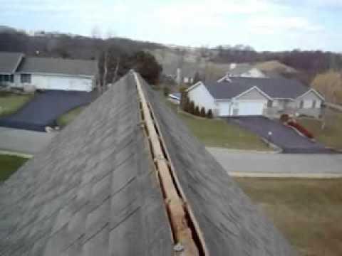 Fixing Ridge Cap 2 Youtube