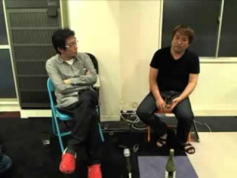Hiroki Azuma(Professor of Waseda University) is an interest in the slaughter.
