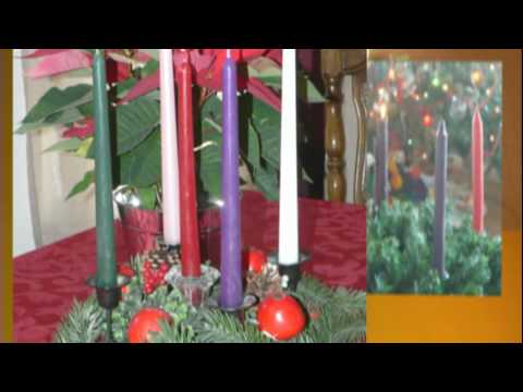Behind The Christmas Story - Advent Wreath