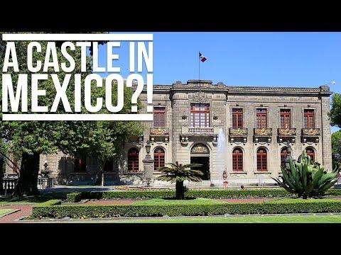 A CASTLE IN MEXICO?! | Eileen Aldis