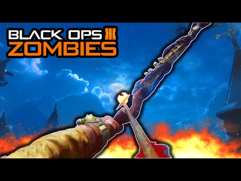 "BLACK OPS 3 ZOMBIES ""DER EISENDRACHE"" FULL GAMEPLAY WALKTHROUGH (BO3 Zombies)"