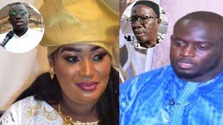 Suite au décès de la femme d'Aziz Ndiaye, le monde de la Lutte fait des témoignages sur...