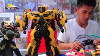 PANAHON TV REPORTS | Tsinelas Super Heroes
