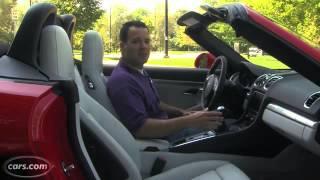 2013 Porsche Boxster Video   Cars com