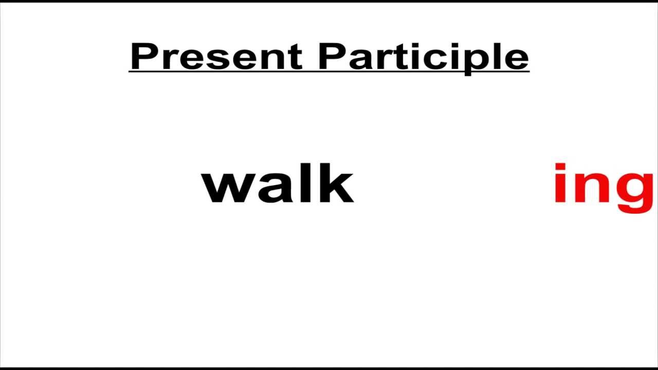 how to teach present perfect tense