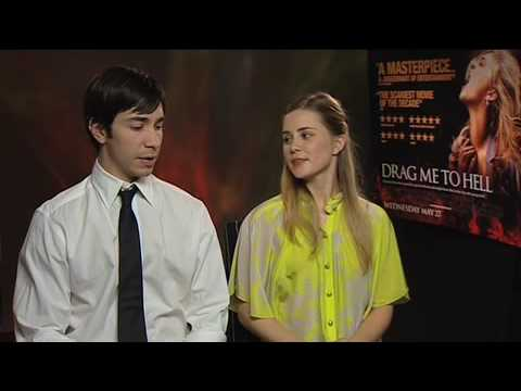 Alison Lohman and Justin Long  Drag Me To Hell