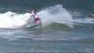 Randy Skinner Surfing 2nd St Pompano Beach Florida