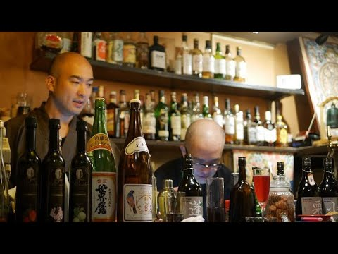 Shinjuku's Buddhist Bar Experience