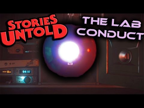 Stories Untold: The Lab Conduct | Hieroglyphics & Alien Mystery