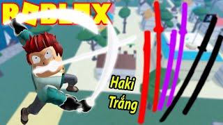 Roblox - Cách Lấy Haki Trắng Cực Đẹp Cho Các Bạn Chưa Biết Và Các Loại Haki | One Piece Millennium 3