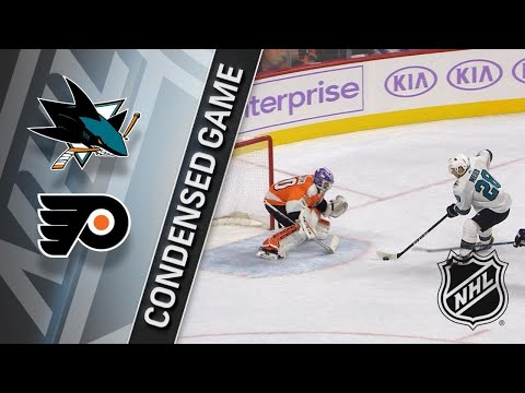 11/28/17 Condensed Game: Sharks @ Flyers