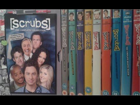 Scrubs: The Complete Collection Season 1 - 9 DVD Boxset Review