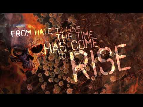 The Dead Daisies - Rise Up (Visualizer)
