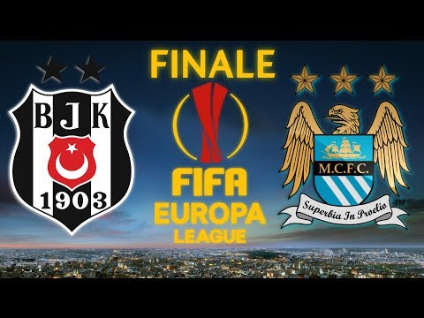 FIFA Europa League 2017 FINALE | Besiktas Istanbul vs Manchester City | MarcSarpei