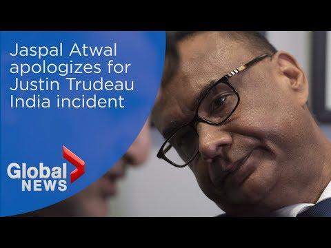 Jaspal Atwal addresses media on Justin Trudeau India incident