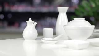 Фарфоровая посуда для ресторанов Alt Porcelain, основная серия на сайте torgoborud.com.ua