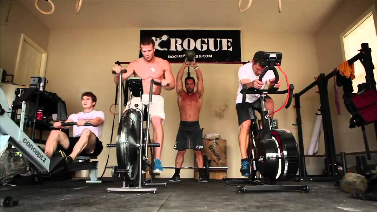 What tim ferriss rich froning and end of three fitness have in