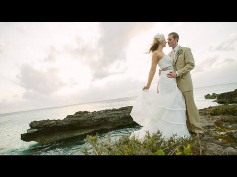 Ryan + Kristin // Grand Cayman Island Wedding Video