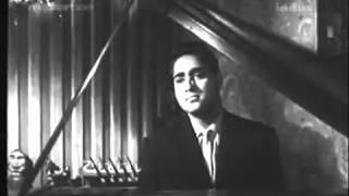 Na Jaane Kahan Kho Gaya Woh Zamana - Begaana 1963 - Mukesh