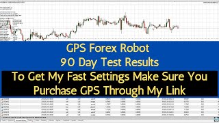 GPS Forex Robot 5/25/18 Final Review (Fast Settings)