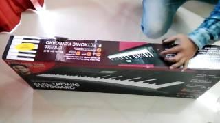 Casio ctk- 3200 unboxing