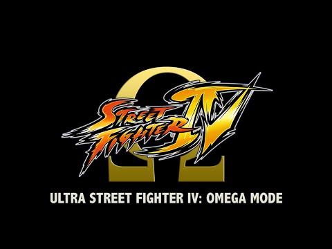 Ultra Street Fighter IV: OMEGA Mode