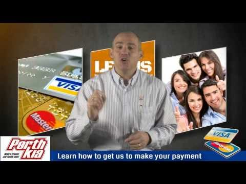 Perth Kia Wants To Make Your Credit Card Payment Up To $500