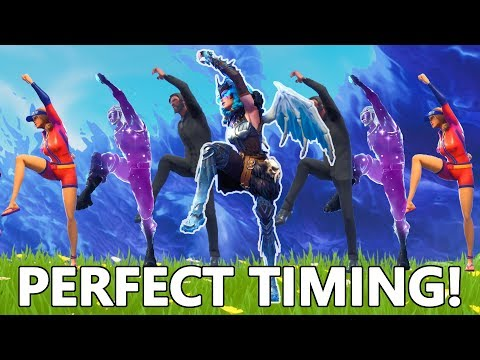 BEST FORTNITE PERFECT TIMING COMPILATION 2