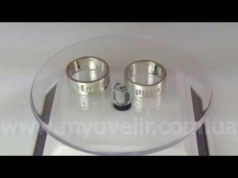фото обручальные золото и кольца серебро