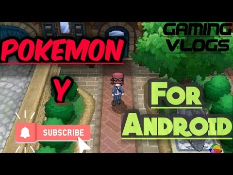 How To Download POKEMON - Y In Android 2019 !!!