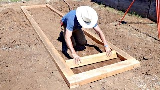How To Make Raised Garden Bed Boxes