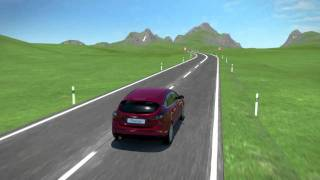 Ford Focus - Traffic Sign Recognition