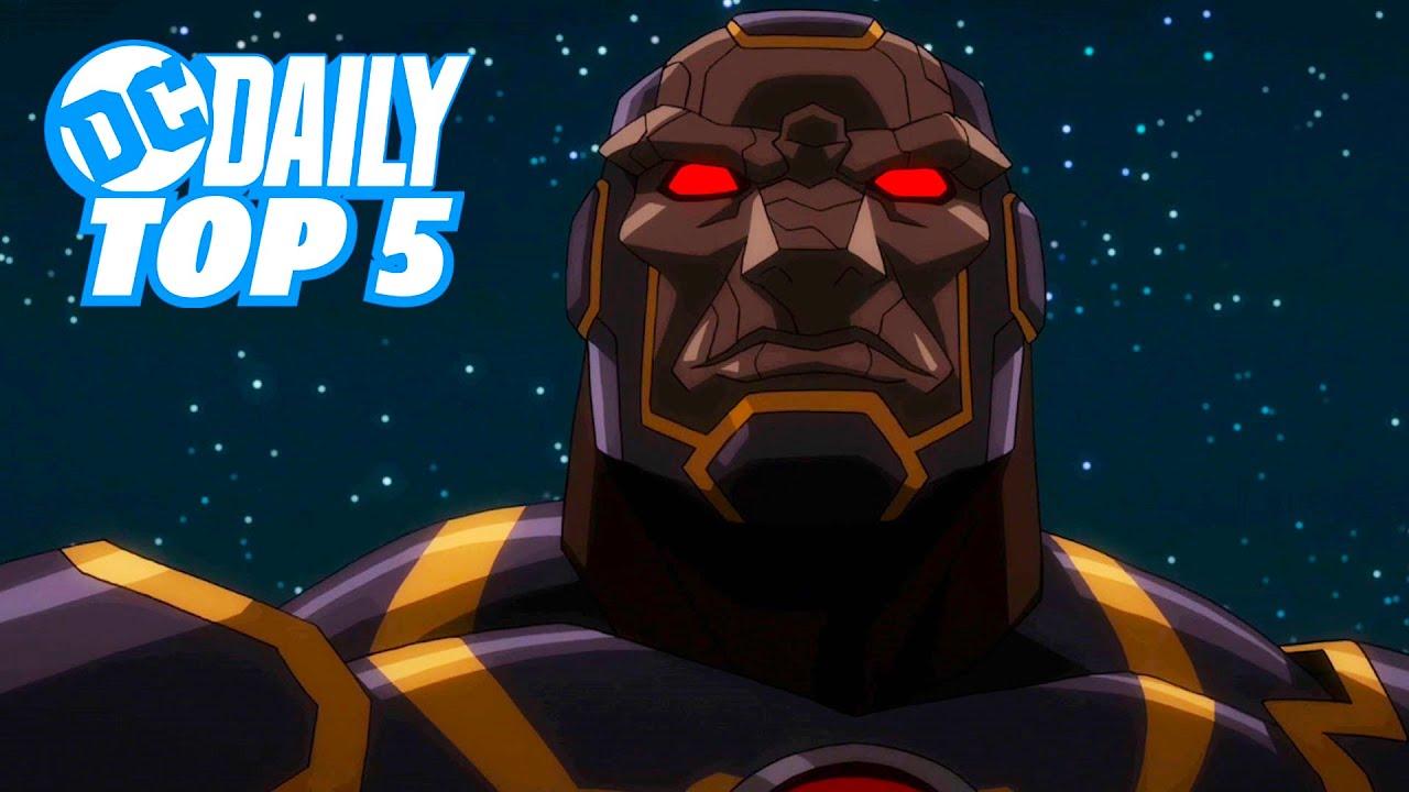 New Trailer For Justice League Dark Apokolips War Top 5 Headlines Youtube