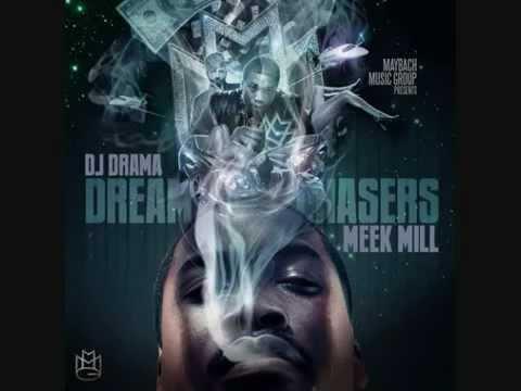 Meek Mill - Get Dis Money (Dream Chasers Mixtape).WEBM