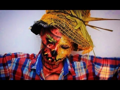 Scarecrow Make up Tutorial