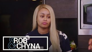 Rob & Chyna | Blac Chyna's Revelation About Rob's Friends | E! by : E! Entertainment