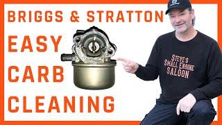 How Do I Clean a Metal Briggs Carburetor