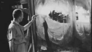 Peter Ellenshaw - Matte Painter / Part 1 of 6