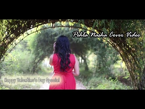 Pehla Nasha Valentine's Day Special Cover By ||SANAM PURI||Sweet Love Story || 2018 Full Hd 1080p