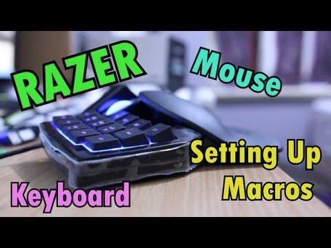 razer mouse how to delete macro
