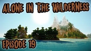 Minecraft Survival Roleplay: Alone In The Wilderness|Episode 19-Home Sweet Home... #Minecraft