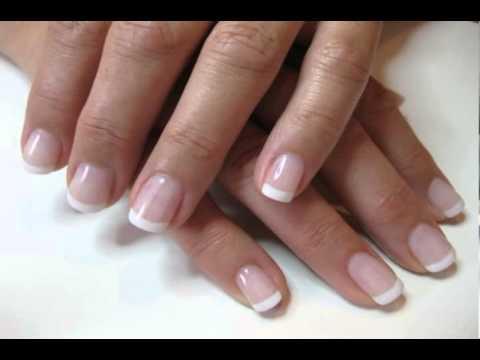 acrylic nails gel silk