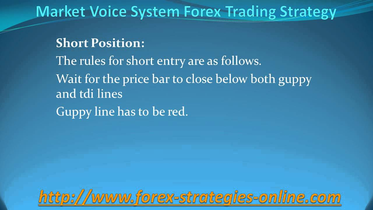 Voice trading systems