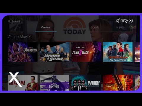 Learn About Xfinity X1