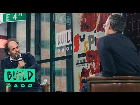 """Director Luca Guadagnino Discusses """"Suspiria"""""""