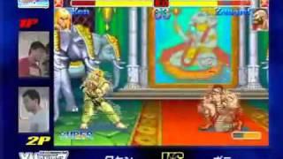 X-Mania 7: Aniken (Ken)/yaya (Sagat)/Daigo (Ryu) vs Kusumondo (Honda)/Pony (Zangief)/Komoda (Blanka)