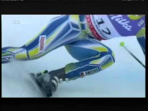 WM Garmisch 2011 STURZORGIEN-Streckenrekord