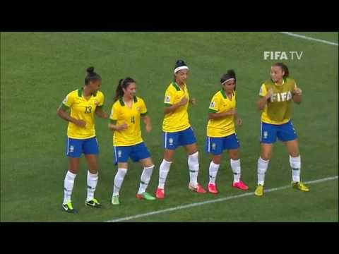 China v. Brazil, Canada 2014 HIGHLIGHTS