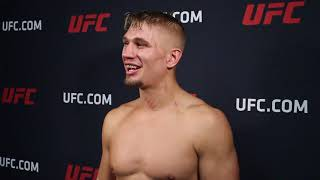 UFC Vancouver: Austin Hubbard Got a Free Dinner out of Justin Gaethje