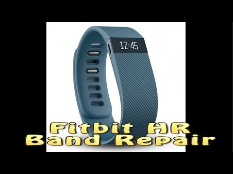 Fitbit HR Band Repair